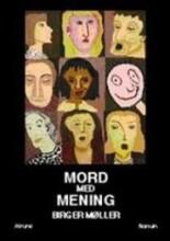 mord med mening - bog