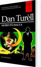 mord på malta - bog