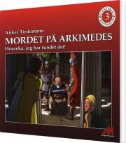 mordet på arkimedes - bog