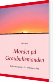 mordet på grauballemanden - bog