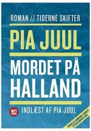 mordet på halland - Lydbog