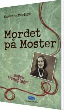 mordet på moster - bog