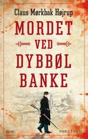 mordet ved dybbøl banke - bog