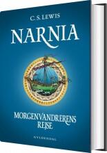 narnia 5 - morgenvandrerens rejse - bog