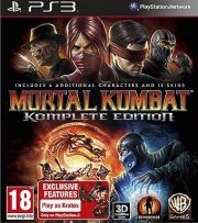 mortal kombat - komplete edition - dk - PS3
