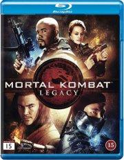 mortal kombat legacy - Blu-Ray
