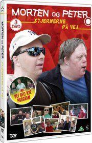 morten og peter - stjernerne på vej - DVD