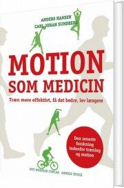 motion som medicin - bog