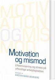 motivation og mismod - bog