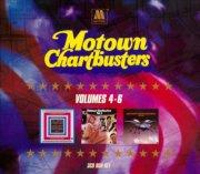 motown chartbusters vol 4-6 - cd