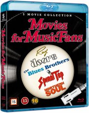 movies for music fans - Blu-Ray