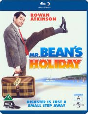 mr. bean's ferie / mr. bean's holiday - Blu-Ray