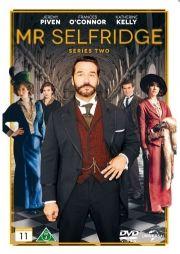mr. selfridge - sæson 2 - DVD
