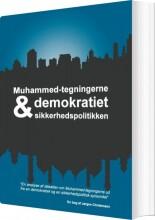 muhammed-tegningerne, demokratiet og sikkerhedspolitikken - bog