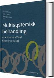 multisystemisk behandling af antisocial adfærd hos børn og unge - bog