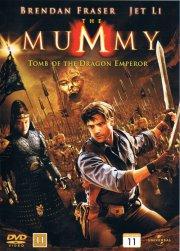 mumien 3 - dragekejserens grav - DVD