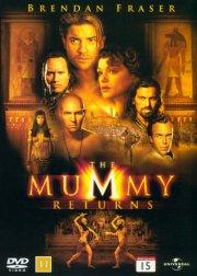 mumien vender tilbage - DVD