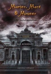 mumier, mord og museer - bog