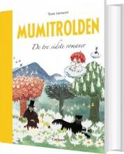 mumitrolden - de tre sidste romaner - bog