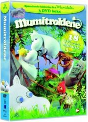 mumitroldene 1-3 - DVD