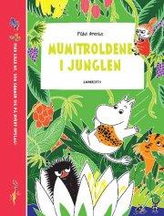 mumitroldene i junglen - bog