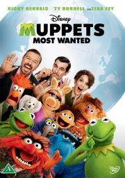 muppets show - most wanted - DVD
