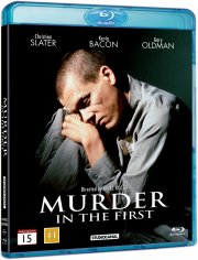 murder in the first - Blu-Ray