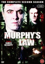 murphys lov - sæson 2 - DVD