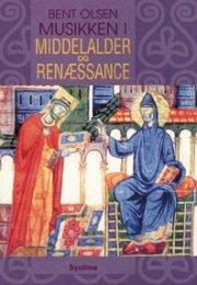 musikken i middelalder og renæssance - bog