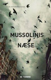 mussolinis næse - bog
