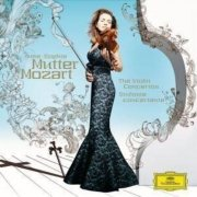 anne-sophie - muttermozart: the violin concertos - cd