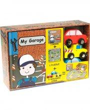 my garage - aktivitetsæske - Figurer