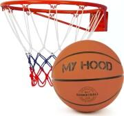 basketball / basket ball ring og bold - my hood - Udendørs Leg
