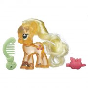 my little pony - cutiemark magic water cuties - applejack  - Figurer