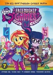 my little pony - friendship games - DVD