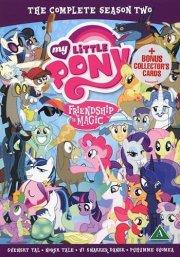 my little pony - sæson 2 - venskab er ren magi - DVD