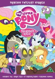 my little pony - sæson 4 - vol. 1 - DVD