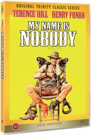 my name is nobody - DVD