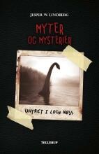 myter og mysterier #1: uhyret i loch ness - bog