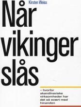 når vikinger slås - bog