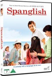 spanglish / næsten helt perfekt - DVD