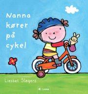 nanna kører på cykel - bog