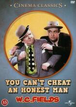 you cant cheat an honest man - DVD
