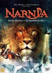 narnia - løven heksen og garderobeskabet - DVD