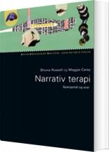 narrativ terapi - bog