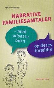 Ingelise Nordenhof - Narrative Familiesamtaler - Bog