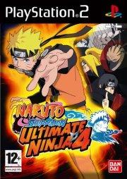 naruto shippuden ultimate ninja 4 - PS2