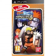 naruto shippuden: ultimate ninja heroes 3 (essentials) - psp