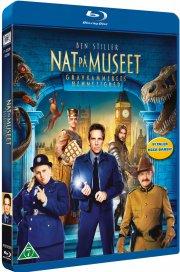 nat på museet 3: gravkammerets hemmelighed - Blu-Ray