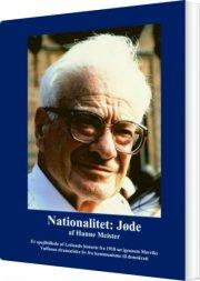 nationalitet: jøde - bog
